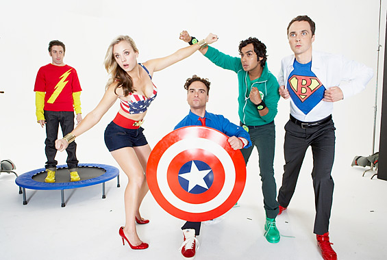 Archive for the 'the big bang theory' category