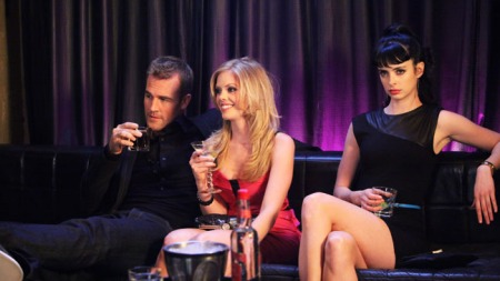 JAMES VAN DER BEEK, DREAMA WALKER, KRYSTEN RITTER
