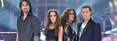 la voz telecinco coaches