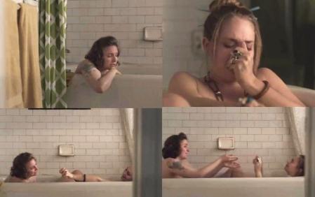 girls jessa hannah bañera