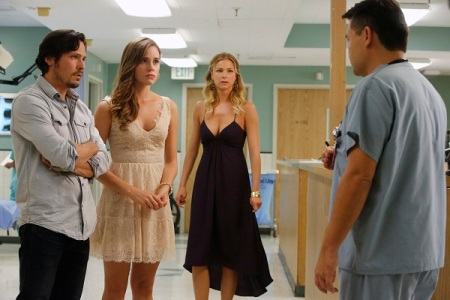 NICK WECHSLER, CHRISTA B. ALLEN, EMILY VANCAMP, PETER JAMES SMITH